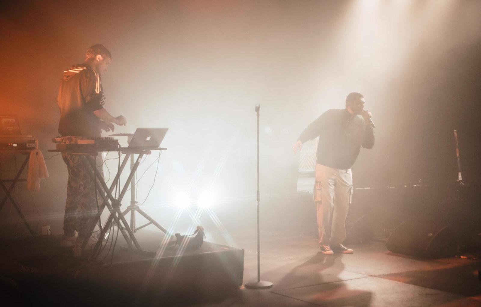 Les iNOUïS sur scène !